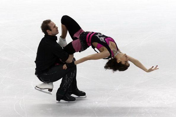 163 270310 24 FK - Канадцы Вирту и Мойр завоевали золото по фигурному катанию среди танцоров. Фото