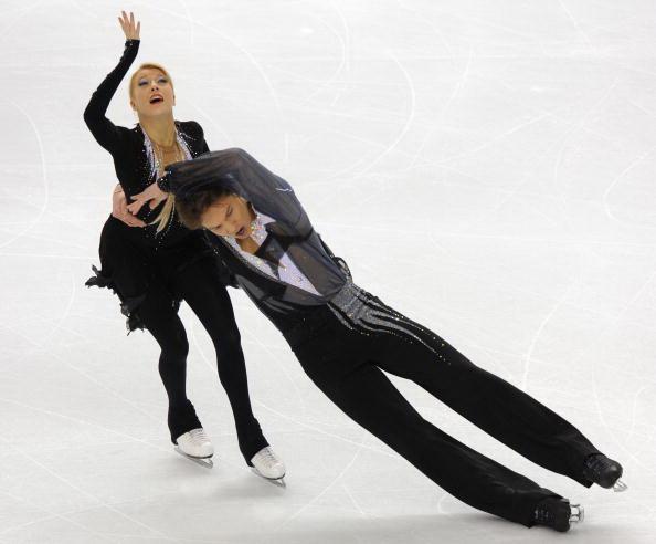 163 270310 27 FK - Канадцы Вирту и Мойр завоевали золото по фигурному катанию среди танцоров. Фото
