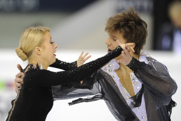 163 270310 28 FK - Канадцы Вирту и Мойр завоевали золото по фигурному катанию среди танцоров. Фото