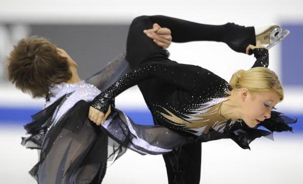 163 270310 29 FK - Канадцы Вирту и Мойр завоевали золото по фигурному катанию среди танцоров. Фото
