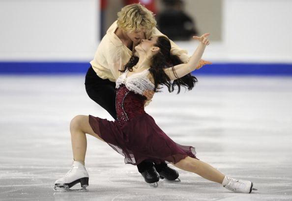 163 270310 3 FK - Канадцы Вирту и Мойр завоевали золото по фигурному катанию среди танцоров. Фото
