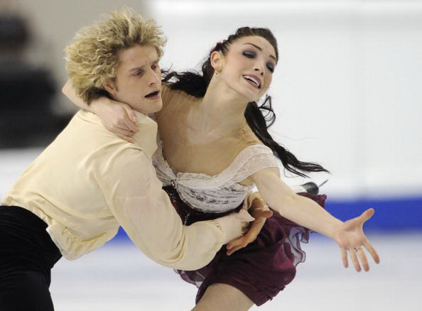 163 270310 5 FK - Канадцы Вирту и Мойр завоевали золото по фигурному катанию среди танцоров. Фото