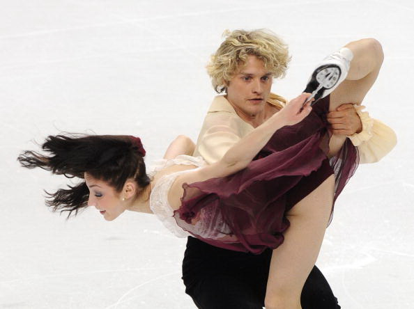 163 270310 6 FK - Канадцы Вирту и Мойр завоевали золото по фигурному катанию среди танцоров. Фото