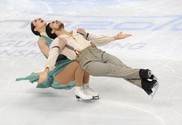163 270310 8 FK - Канадцы Вирту и Мойр завоевали золото по фигурному катанию среди танцоров. Фото