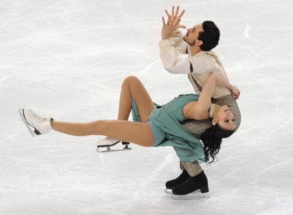 163 270310 9 FK - Канадцы Вирту и Мойр завоевали золото по фигурному катанию среди танцоров. Фото