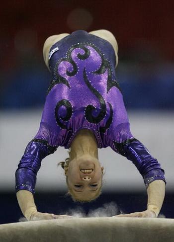 Юные россиянки одержали победу в командном зачете по спортивной гимнастке на первенстве Европы