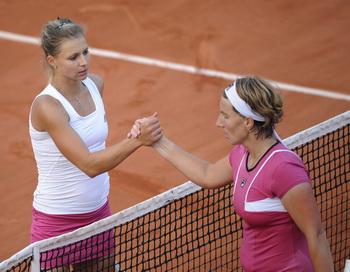 Кузнецова не смогла защитить титул чемпионки «Ролан Гаррос»