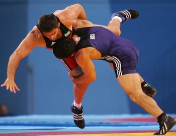 Гаджиев победил Адама Батирова в финале  турнира «Иван Ярыгина» по вольной борьбе