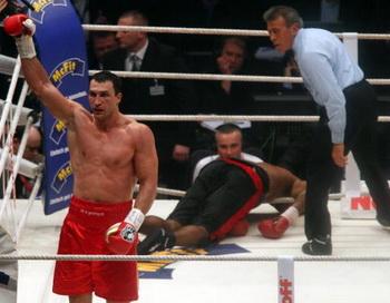 Начались переговоры о бое Поветкина с Кличко