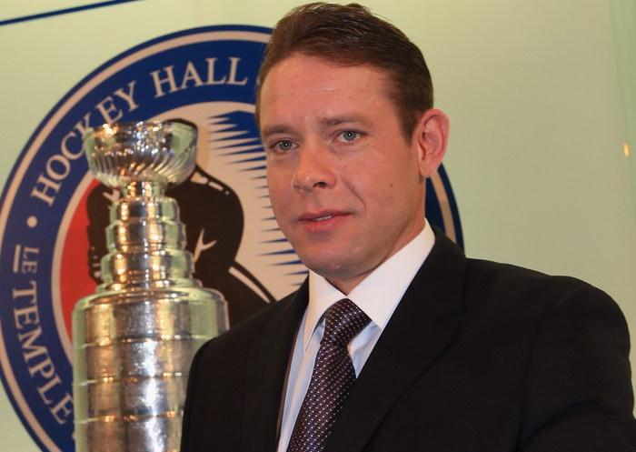 Павел Буре включён в Зал хоккейной славы НХЛ