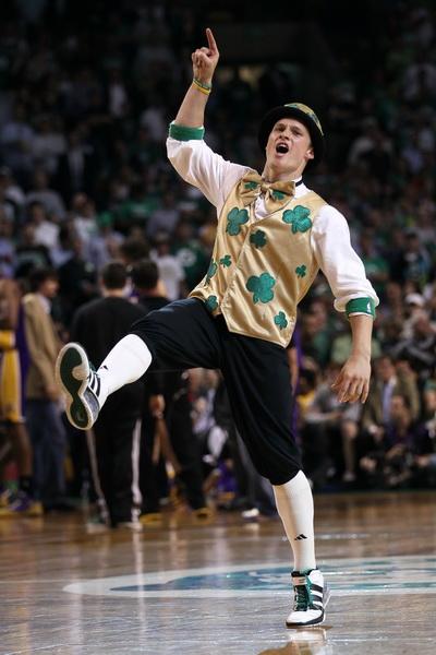 173 09 06 10 LA Boston 03 - «Лос-Анджелес Лейкерс» победил «Бостон Селтикс» в финальной серии плей-офф НБА. Фоторепортаж