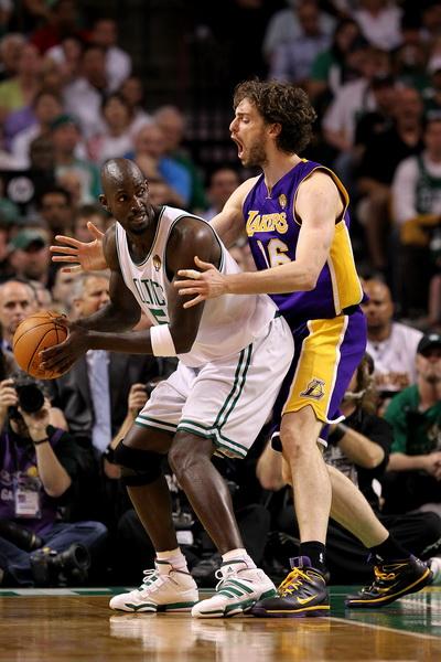 173 09 06 10 LA Boston 09 - «Лос-Анджелес Лейкерс» победил «Бостон Селтикс» в финальной серии плей-офф НБА. Фоторепортаж