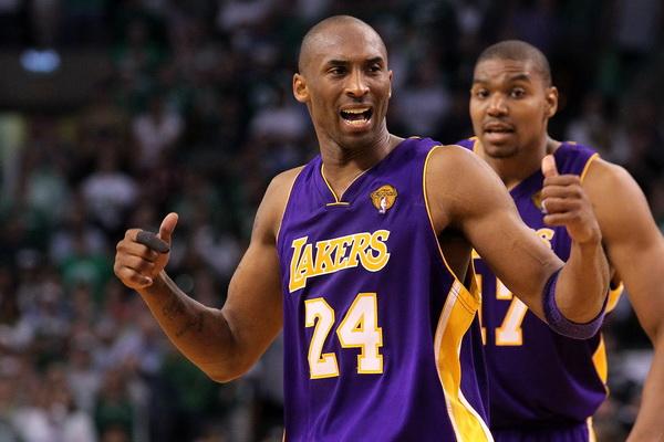 173 09 06 10 LA Boston 17 - «Лос-Анджелес Лейкерс» победил «Бостон Селтикс» в финальной серии плей-офф НБА. Фоторепортаж