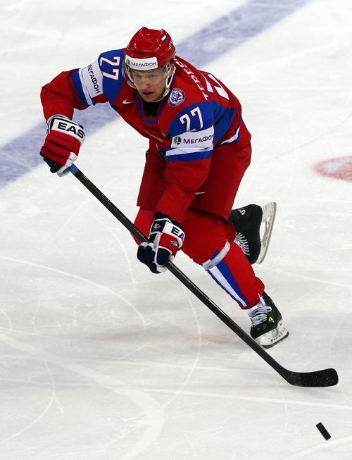 Российская сборная обыграла США на ЧМ по хоккею