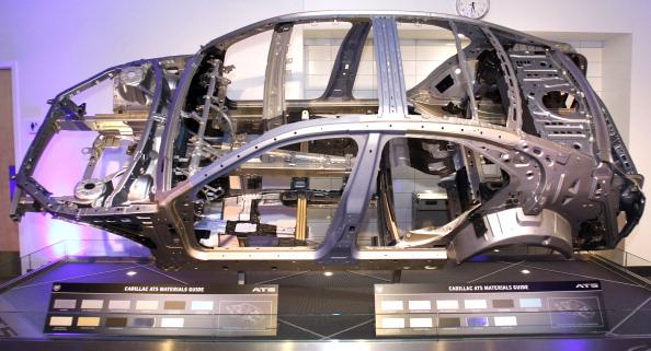 Последние модели автомобилей со всего мира  в автосалоне в Детройте