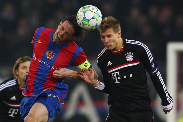 «Базель» выиграл у «Баварии» со счетом 0:1. Фоторепортаж и видео с матча