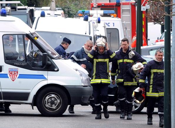 Тулузский террорист был убит во время штурма