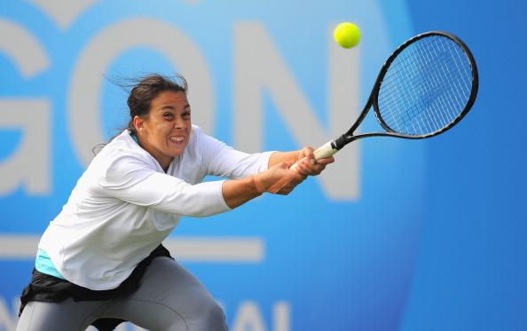 Марион Бартоли – теннисистка из Франции, выиграла турнир AEGON International