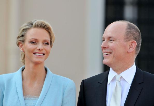 Свадьба князя Монако  Альберта II  и  Шарлин  Уиттсток состоялась