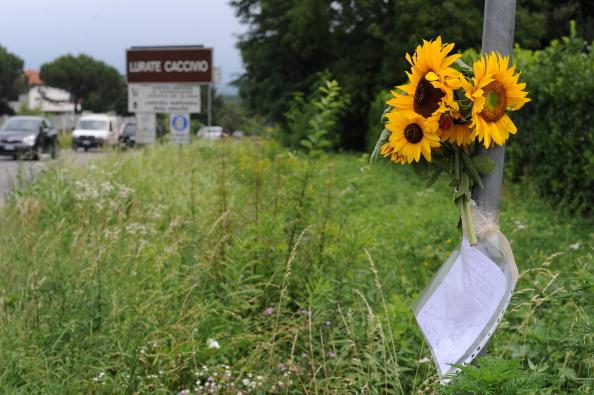 161 70711Pogibla 02 - Фоторепортаж с места гибели австралийской велосипедистки  Карли Хибберд