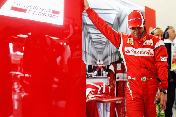 Во втором  свободном заезде «Формулы-1» победил  бразилец Фелипе Масса. Фоторепортаж с Гран-при Великобритании