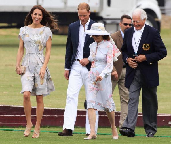 161 71011Keit 09 - Герцог и герцогиня Кембриджские встретились со звездами Голливуда и другими знаменитостями