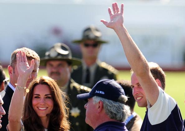 161 71011Keit 25 - Герцог и герцогиня Кембриджские встретились со звездами Голливуда и другими знаменитостями