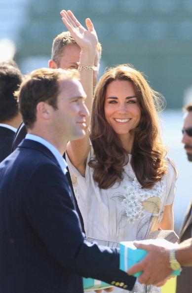 161 71011Keit 29 - Герцог и герцогиня Кембриджские встретились со звездами Голливуда и другими знаменитостями