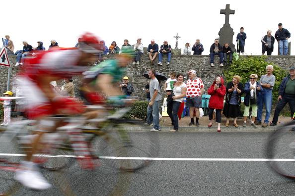 161 71011VELOG 02 - Руи да Кошта  выиграл восьмой этап велогонки Tour de France. Фоторепортаж с трассы