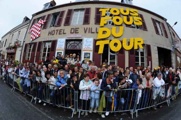 161 71011VELOG 03 - Руи да Кошта  выиграл восьмой этап велогонки Tour de France. Фоторепортаж с трассы