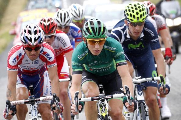161 71011VELOG 04 - Руи да Кошта  выиграл восьмой этап велогонки Tour de France. Фоторепортаж с трассы