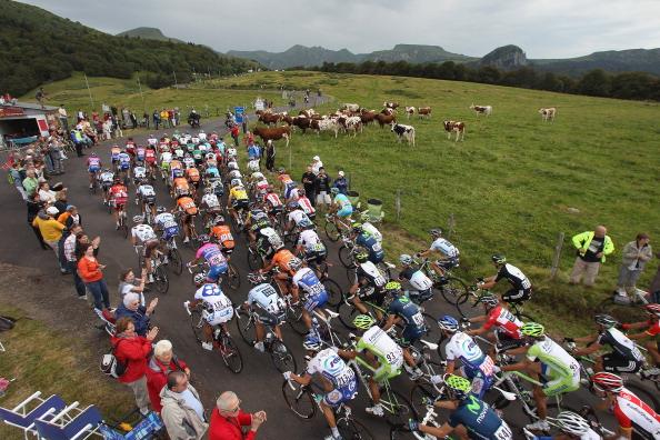 161 71011VELOG 07 - Руи да Кошта  выиграл восьмой этап велогонки Tour de France. Фоторепортаж с трассы
