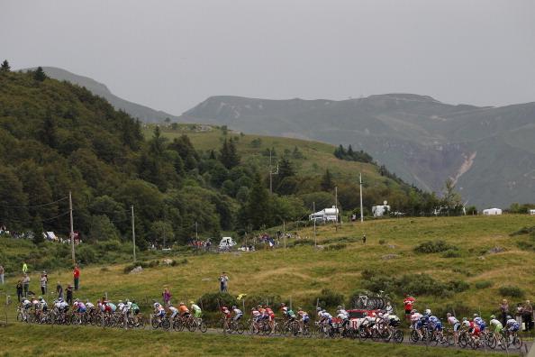 161 71011VELOG 20 - Руи да Кошта  выиграл восьмой этап велогонки Tour de France. Фоторепортаж с трассы