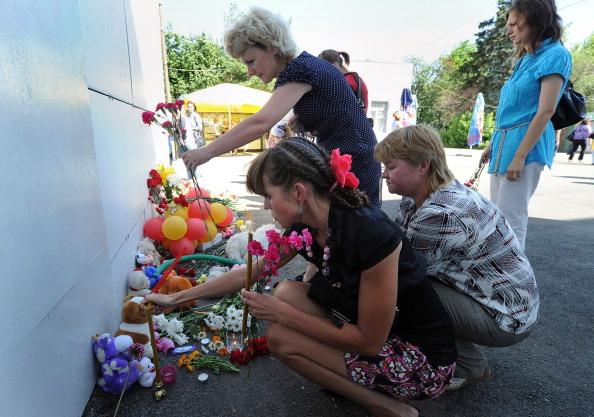В день национального траура Россия скорбит по погибшим на затонувшем теплоходе «Булгария»