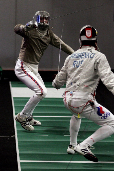 Алексей Якименко завоевал золото чемпионата Европы по фехтованию на саблях. Фоторепортаж из Шеффилда