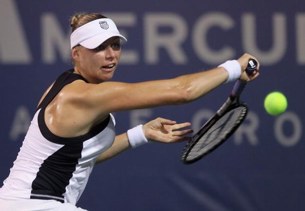161 80711VEraZ 1 - Российская теннисистка Вера Звонарева вышла в финал турнира Mercury Insurance Open