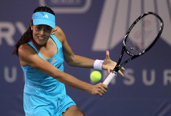 161 80711VEraZ 3 - Российская теннисистка Вера Звонарева вышла в финал турнира Mercury Insurance Open