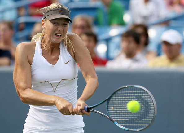 Мария Шарапова стала победительницей  турнира  Western & Southern Open в Цинциннати