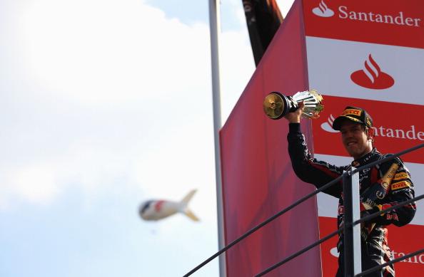 «Формула-1». Гран-при Италии выиграл Себастьян Феттель. Фоторепортаж с трассы