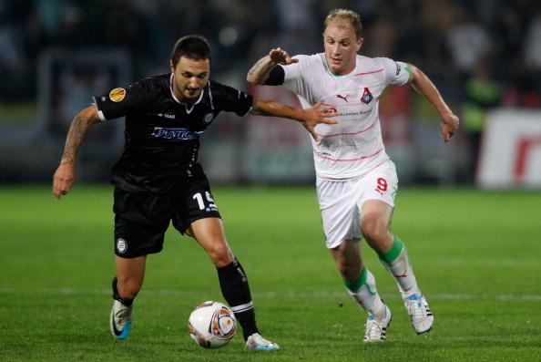 «Локомотив» выиграл у австрийского «Штурм Граца» матч Лиги Европы  со счетом 2:1