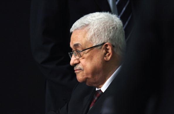 Махмуд Аббас представляет на Генассамблею ООН заявление о государственности Палестины и ее членстве в ООН