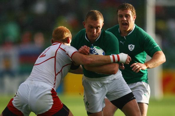 161 92411REGBy 13 - Сборная России по регби проиграла команде Ирландии со счетом 62:12. Фоторепортаж с матча