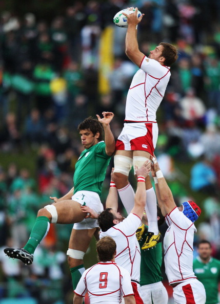 161 92411REGBy 15 - Сборная России по регби проиграла команде Ирландии со счетом 62:12. Фоторепортаж с матча