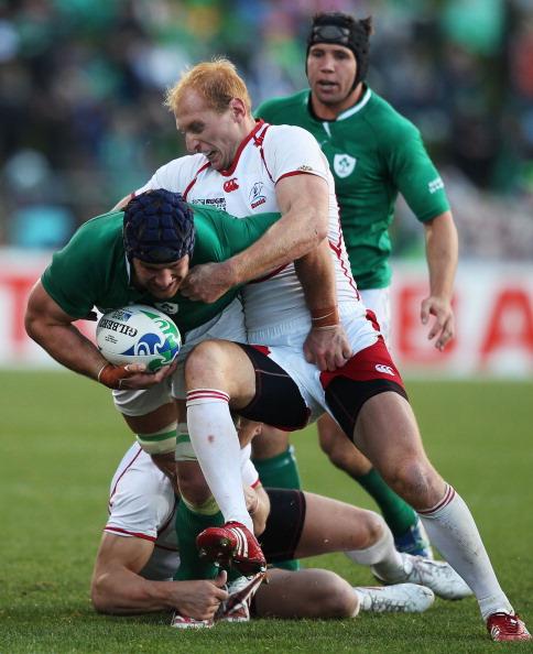 161 92411REGBy 24 - Сборная России по регби проиграла команде Ирландии со счетом 62:12. Фоторепортаж с матча