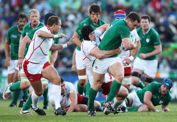 161 92411REGBy 26 - Сборная России по регби проиграла команде Ирландии со счетом 62:12. Фоторепортаж с матча