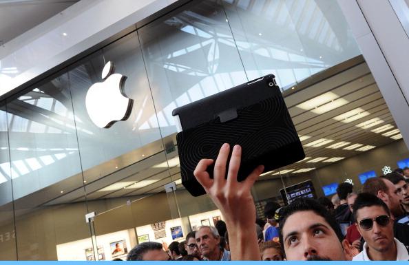 161 92511APPLE 13 - Apple открыл в Италии девятый магазин. Фоторепортаж из  Катании