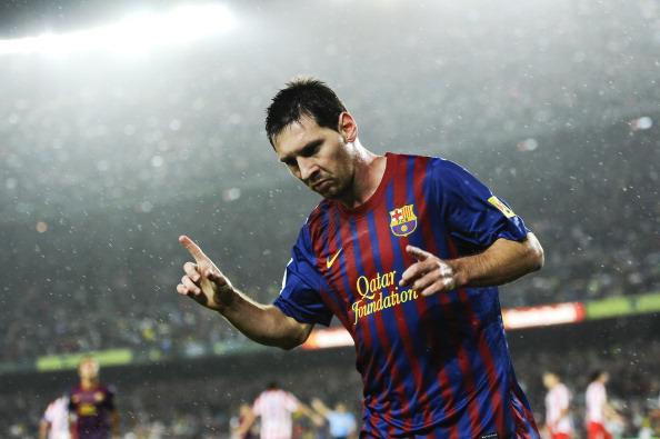 «Барселона» разгромила «Атлетико» со счетом  5:0. Фоторепортаж и видео с матча