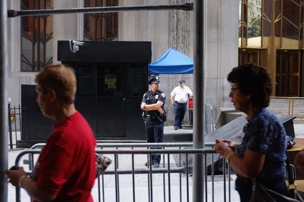 161 92611NY 02 - Фоторепортаж о демонстрантах на Уолл-стрит в Нью-Йорке