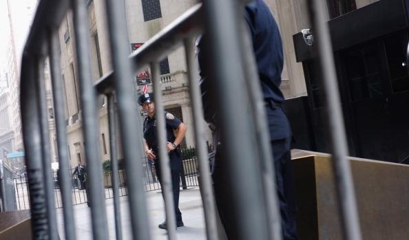 161 92611NY 07 - Фоторепортаж о демонстрантах на Уолл-стрит в Нью-Йорке