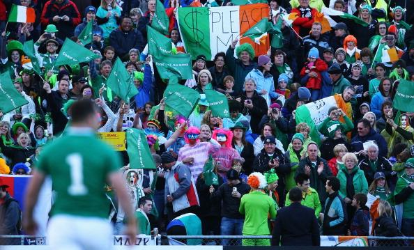 161 92611REG 06 - Сборная России по регби проиграла команде Ирландии со счетом 62:12. Фоторепортаж с матча